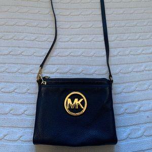 🌟MICHAEL KORS genuine leather crossbody bag